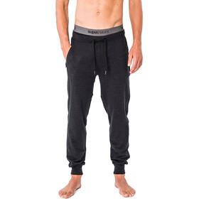 super.natural City Pantalon Homme, jet black melange